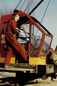 Eerste paal 1989
